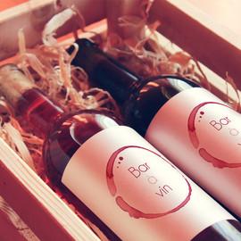 Image de marque bar à vins