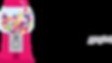 Logo Bubblegum graphic - graphiste sur Liège