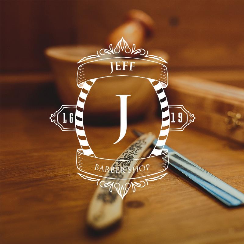 Logo barbier