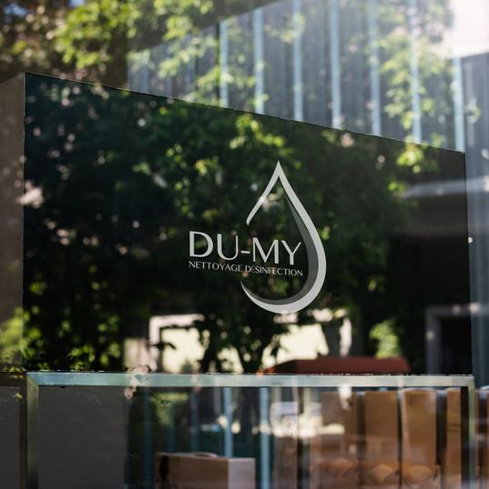 Refonte de logo Dumy
