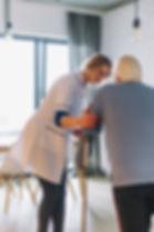 Nos infirmières s'occupent de vos soins à domicile sur Liège