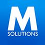 M Solutions Logo
