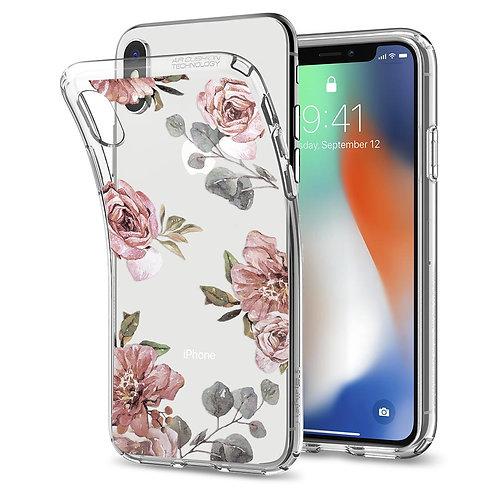 SPIGEN iPHONE X LIQUID CRYSTAL AQUARELLE