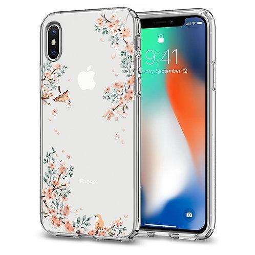 SPIGEN iPHONE X LIQUID CRYSTAL