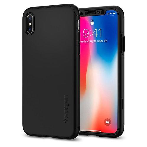 SPIGEN iPHONE X THIN FIT 360