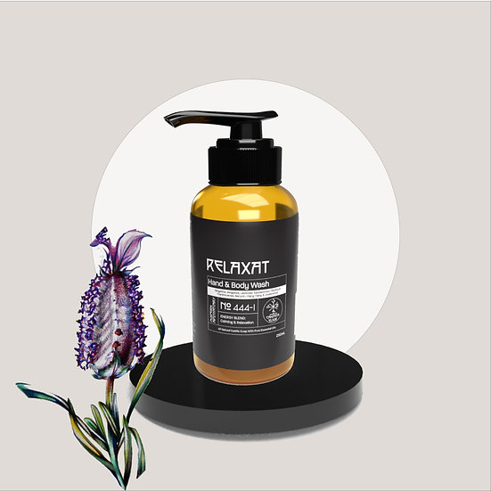 RELAXAT HAND WASH 250mL