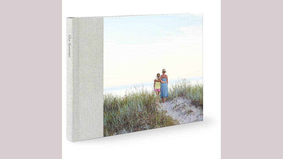 Premium Medium Square Photo book | 20.3 x 20.3cm | 24 Pages
