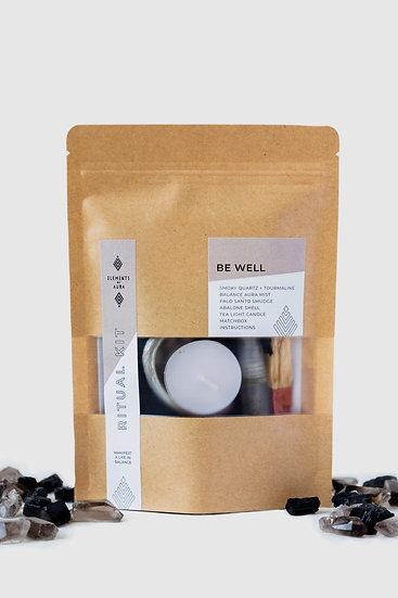 Be Well Ritual Kit - FREE SHIPPING
