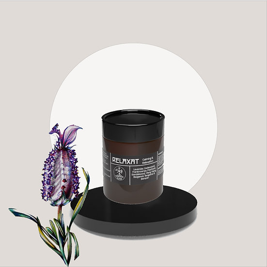 RELAXAT GLASS CANDLE 150g