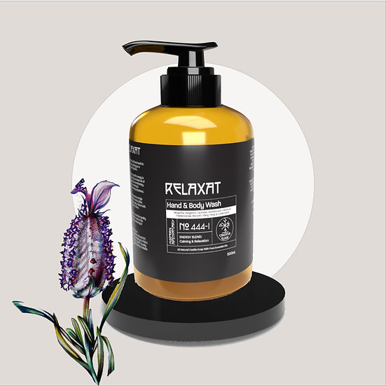 RELAXAT HAND WASH 500mL