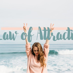 Applying The Law of Attraction - Taking The Reigns