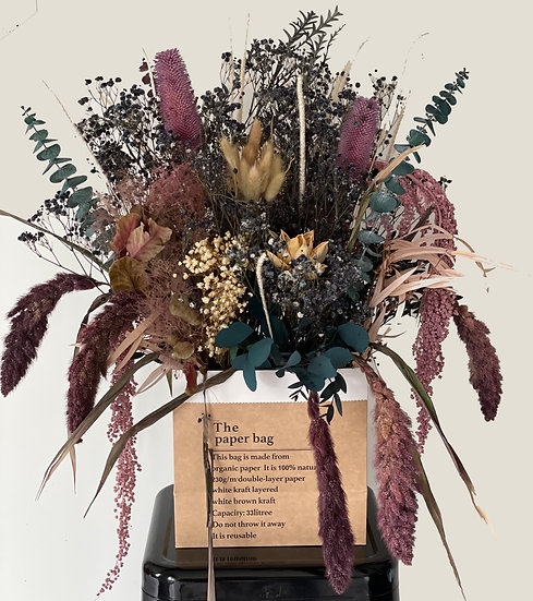 Bespoke Dried Flower Arrangements