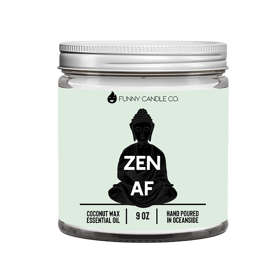Zen Af (green) - FREE SHIPPING