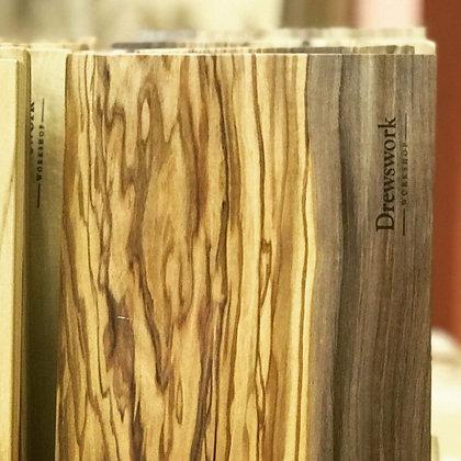 Serving Boards, Olive or Walnut Wood