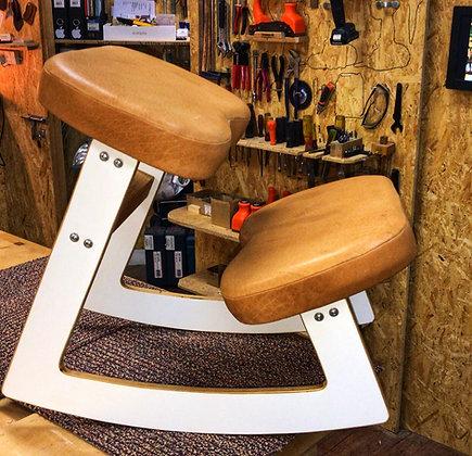 ENTSPANNT LEATHER - Ergonomic Chair (adult size)