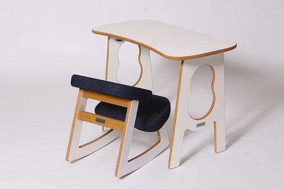 HARMONISCH - Ergonomic Chair and Table Set for Kids