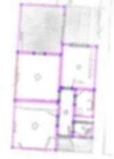 vectorised floorplans and 3d models hand held scanner