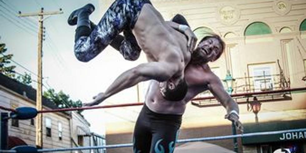 Steel Domain Wrestling