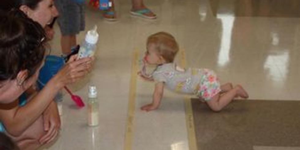 Baby Crawl-a-Thon