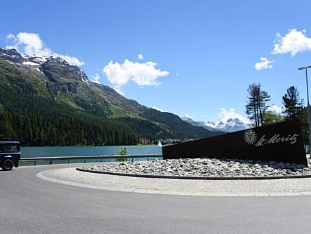 ヨーロッパ屈指のアルペンリゾート「St.Moritz サンモリッツ」