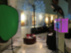 green screen photo booth station rental in long island nyc and new york