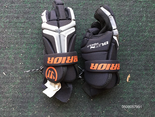 Warrior Burn Peanut Hockey Gloves