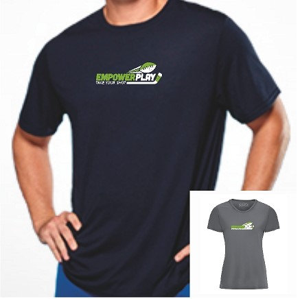 Men's and Women's Dry Fit Tee