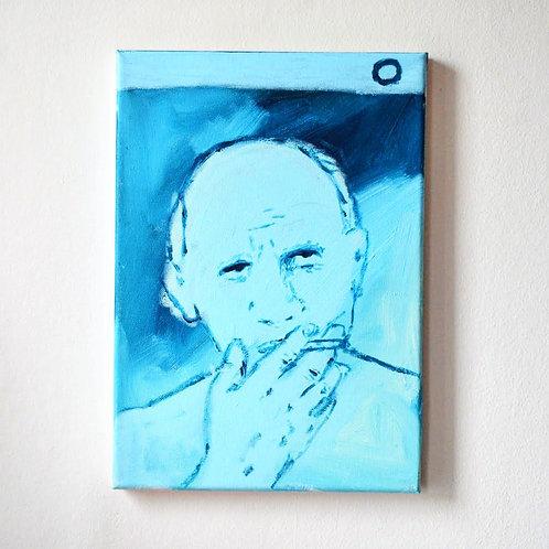 Blue Picasso