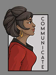 Communicate (She Series)
