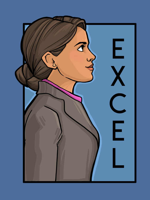 Excel (She Series)