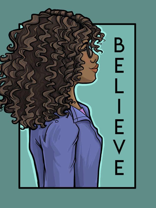 Believe (She Series)