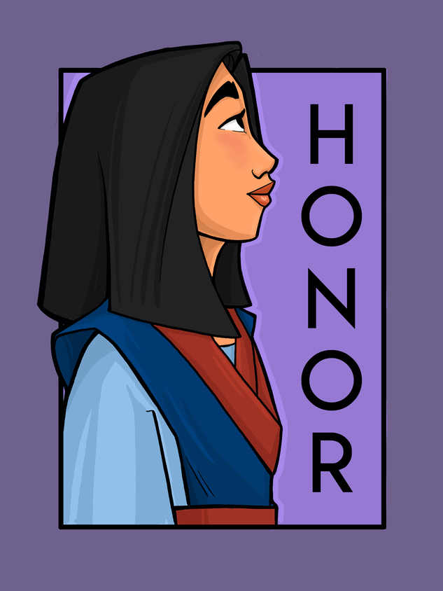 Honor (She Series)