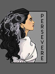 Perservere (She Series)