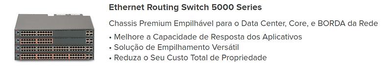 Avaya Switches ERS5000