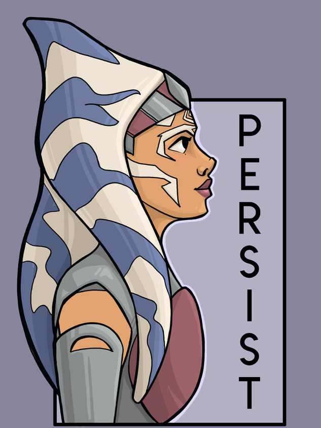 Persist (She Series)