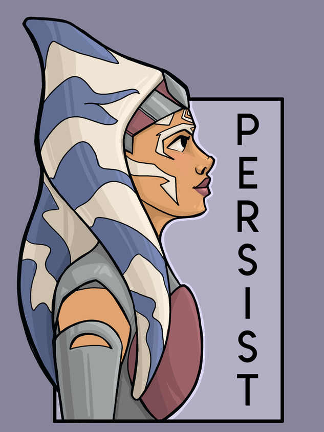 Persist (She Series)