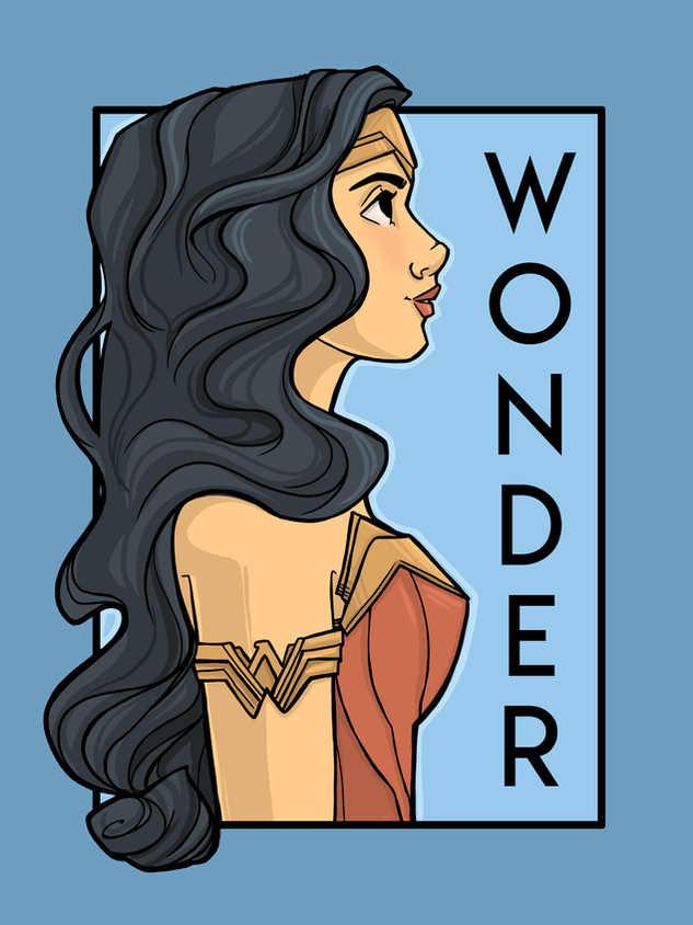 Wonder (She Series)