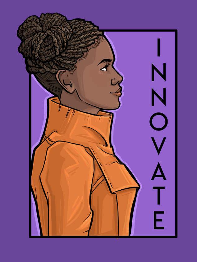 Innovate (She Series)