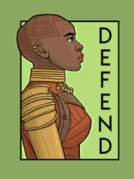 Defend (She Series)