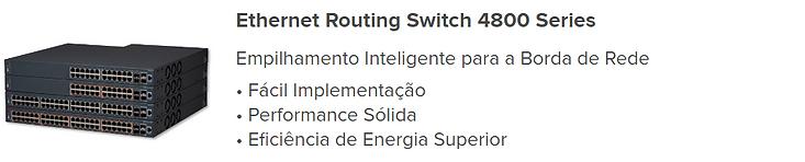 Avaya Switches ERS4000