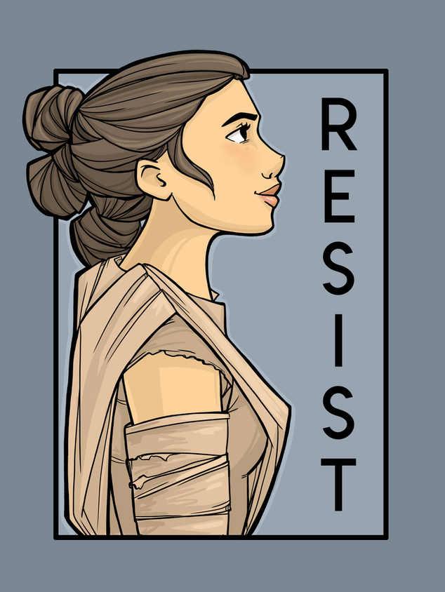 Resist (She Series)