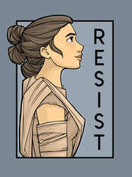 Resist (She Series)