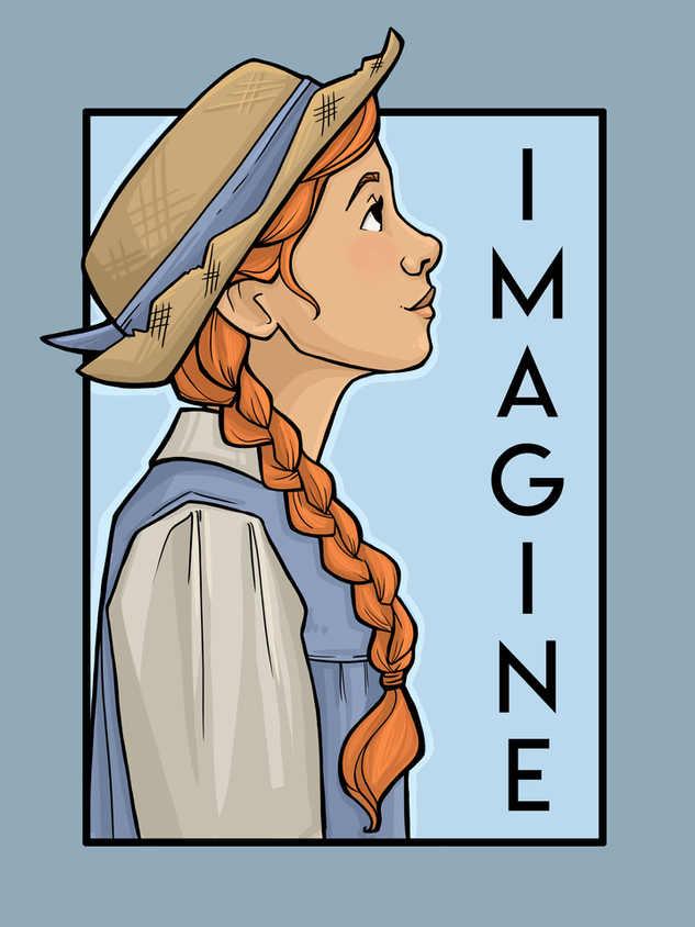 Imagine (She Series)