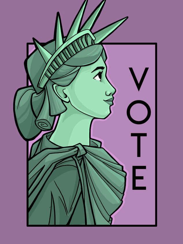 Vote (She Series)