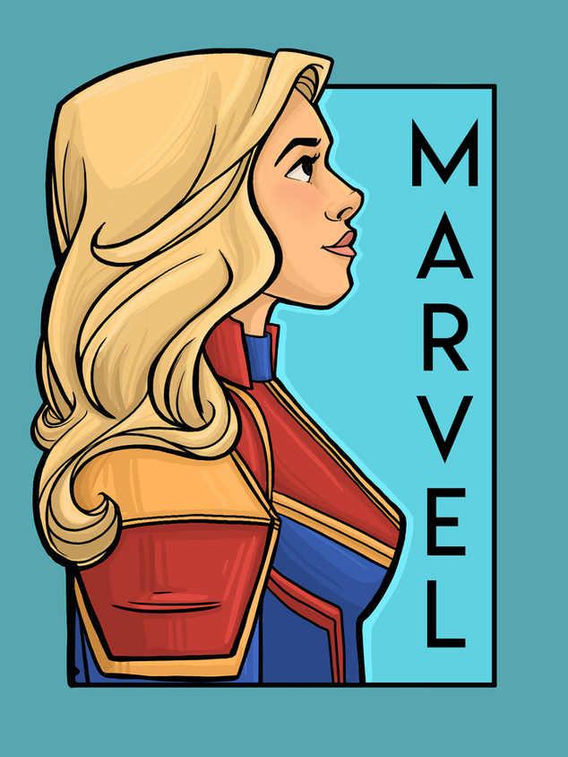 Marvel (She Series)