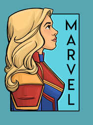 Marvel (She Series)