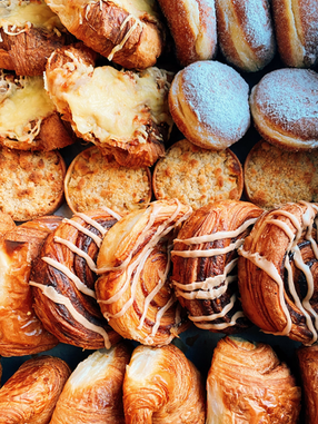 Fresh local pastries delivered each morning!