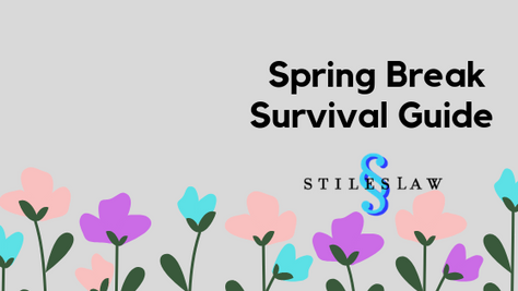 Spring Break Co-parenting Survival Guide