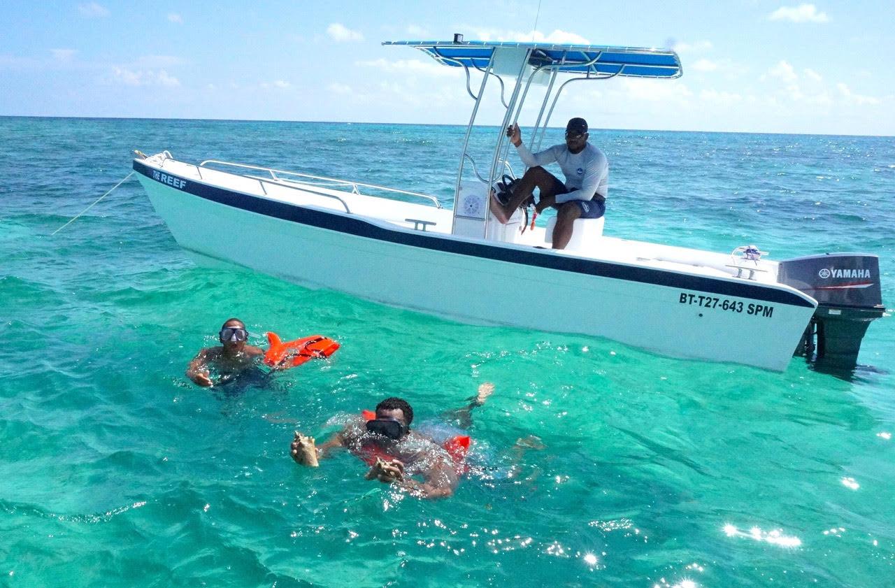 Snorkell Punta Cana