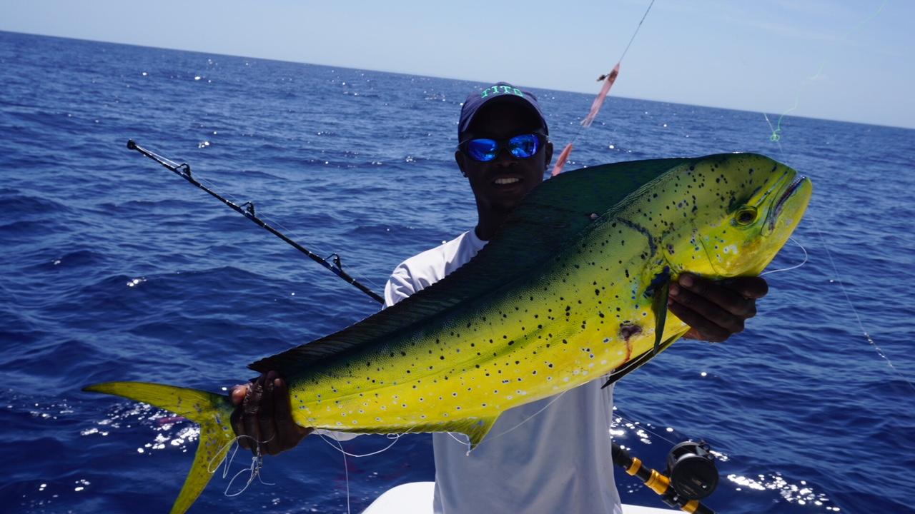 Deep Sea Fishing Punta Cana